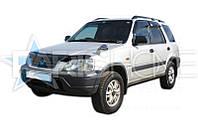 Дефлектор Капота Мухобойка Honda CR-V 1995-2001