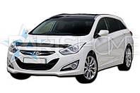 Дефлектор Капота Мухобойка Hyundai i30 с 2012 г.в.