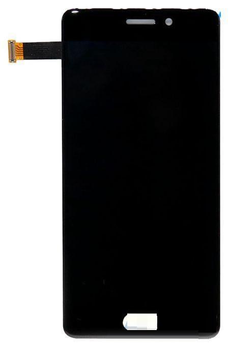 Дисплей Meizu Pro 7 (M792) + сенсор белый TFT + рамка