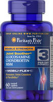 Puritan's Pride. Double Strength Glucosamine, Chondroitin & MSM Joint Soother®
