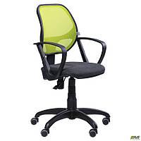 Кресло Бит/АМФ-7 сиденье А-2/спинка Сетка лайм TM AMF