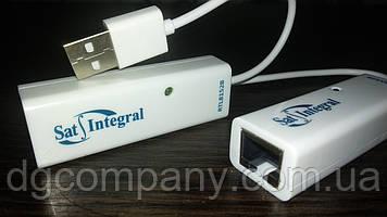 Перехідник USB-Lan