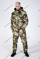 Камуфляжный костюм зимний Мандрагора
