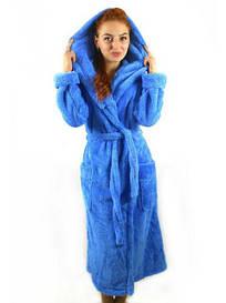 Теплые халаты и пижамы