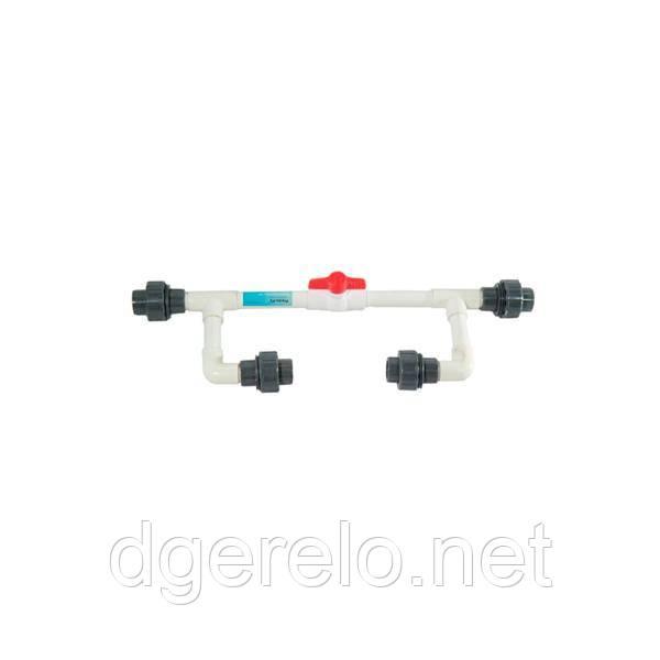 Инжекторный узел Presto-PS байпас 1/2 дюйма (ВА-0112В)