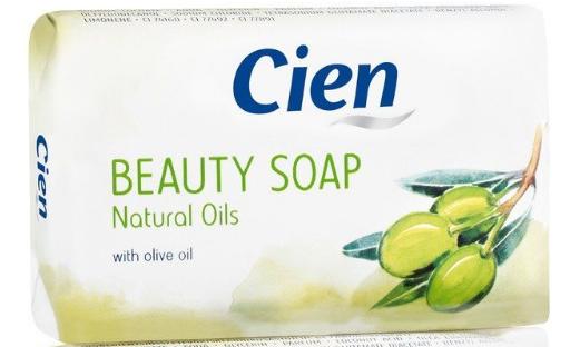 """Крем-мыло Cien """"Оливковое масло"""" (150г.)"""