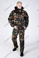 Камуфляжный костюм зимний Темный клен, фото 1
