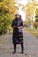 Пальто женское / плащевка, синтепон 200 / Украина 11-313, фото 1