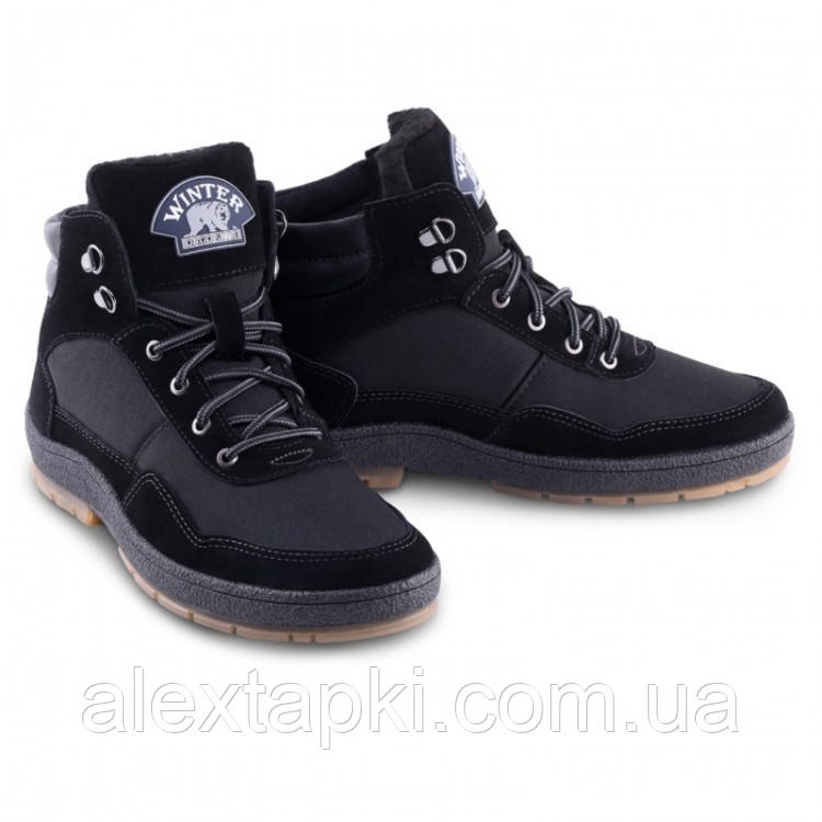 Ботинки мужские Dago 11-02