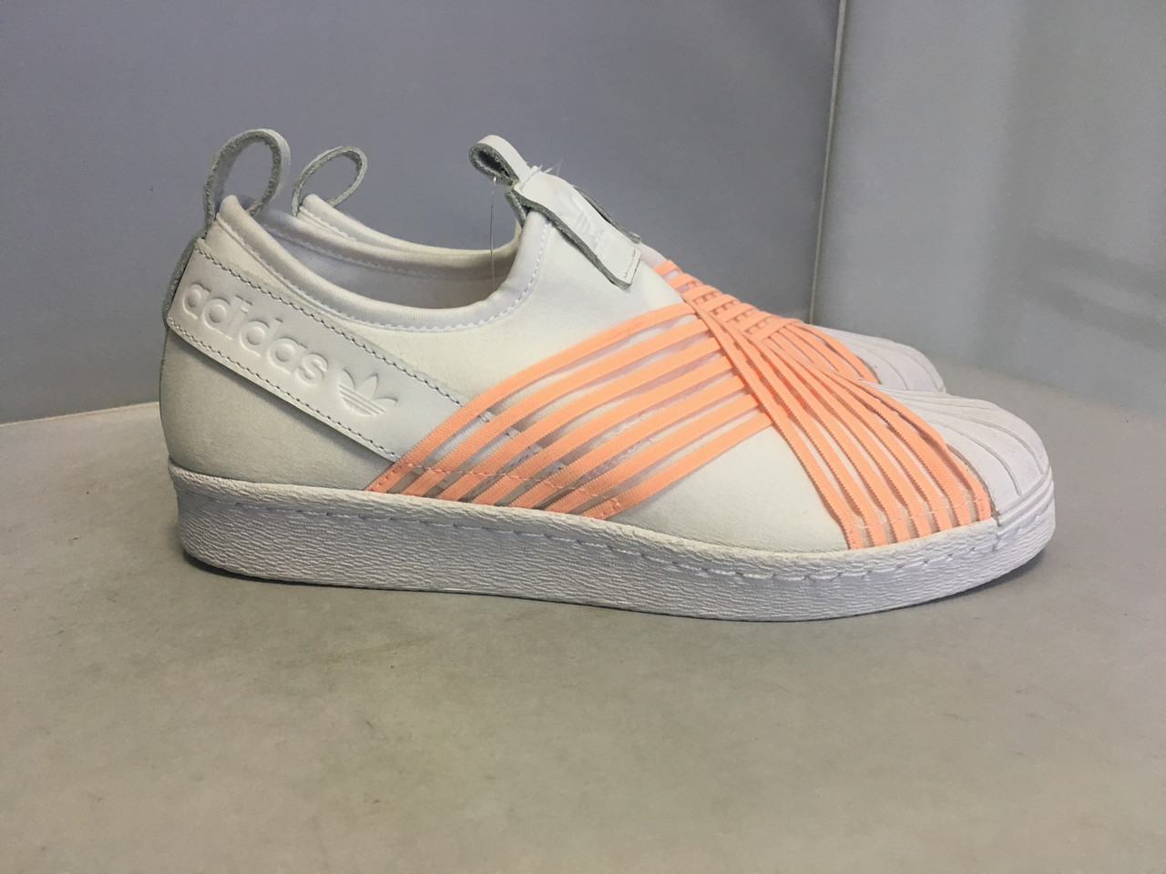 Женские кроссовки Adidas Superstar, 38 размер