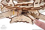 Башня-Мельница | UGEARS | Механический 3D конструктор из дерева, фото 4