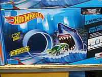 Hot Wheels Набор Автотрек Shark+1машина, Хот Вилс