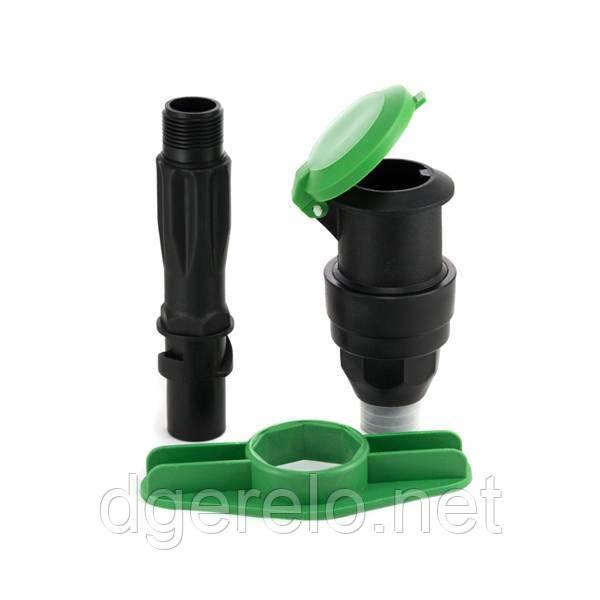 Водяная розетка Presto-PS с резьбой 3/4 дюйма (QV-0134)