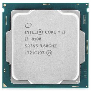 Процессор Intel Core i3-8100 CM8068403377308 (F00173142)
