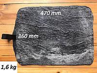 """Штамп полиуретановый для бетона и штукатурки """"Песчаник"""", двусторонний"""