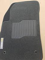 Текстильные ковры в салон Chevrolet Aveo ворсовые
