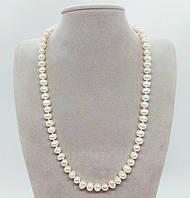 Намисто з натуральних перлів