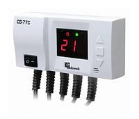Автоматика для насосов систем отопления KG Elektronik CS-77C (Польша)