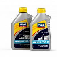 Моторное масло YUKO MASTER SYNT 4T 10W-30 1 Л
