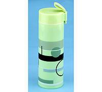 Термобутылка ABSTRACTION зеленая
