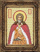 Схема иконы для вышивки бисером - Илия Святой Пророк, Арт. ИБ5-13-1