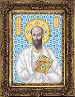 Схема иконы для вышивки бисером - Павел Святой Апостол, Арт. ИБ5-15-1
