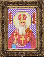 Схема иконы для вышивки бисером - Макарий Преподобный Мученик, Арт. ИБ5-16