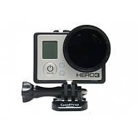Фильтр для экшн камер Hero3/3+ Frame 2.0 Neutral Density Filter
