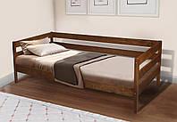 Кровать односпальная Sky-3 (коньяк)