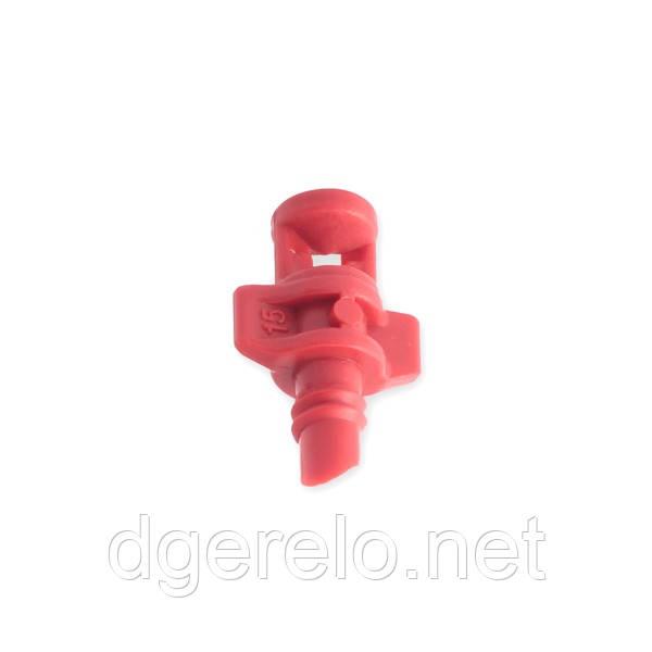 Микроджет Presto-PS капельница для полива Шуруп 90 л/ч 360°, в упаковке - 10 шт. (MJS-036)