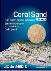 Коралловый песок крошка Aqua Medic Coral Sand 0 - 1 мм (420.20-1/128437)