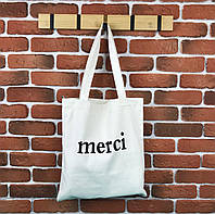 Тканевая сумка Шоппер City-A Mreci Белая