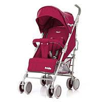 Коляска прогулочная Baby Tilly Pride T-1412 Crimson
