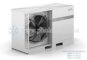 Компрессорно-конденсаторный агрегат GEA Bock Plusbox SHGX34e/215-4 SPB
