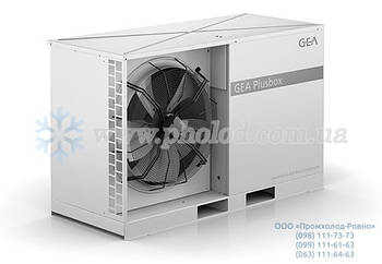 Компрессорно-конденсаторный агрегат GEA Bock Plusbox SHGX34e/255-4 PB