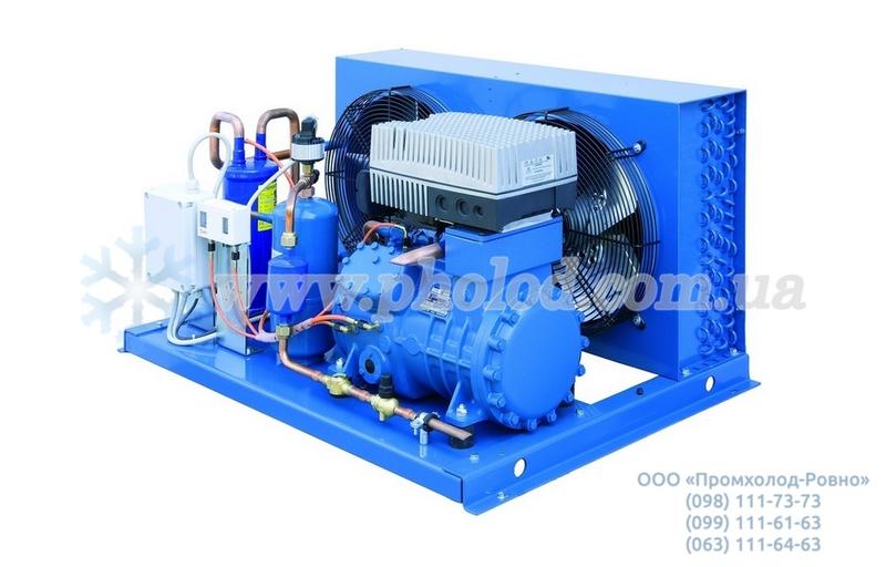 Компрессорно-конденсаторный агрегат Frascold LaBlu LB-D211-0Y-2M