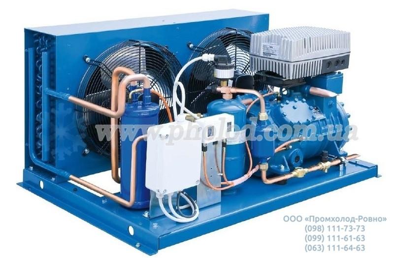 Компрессорно-конденсаторный агрегат Frascold LaBlu LB-D318-0Y-2M