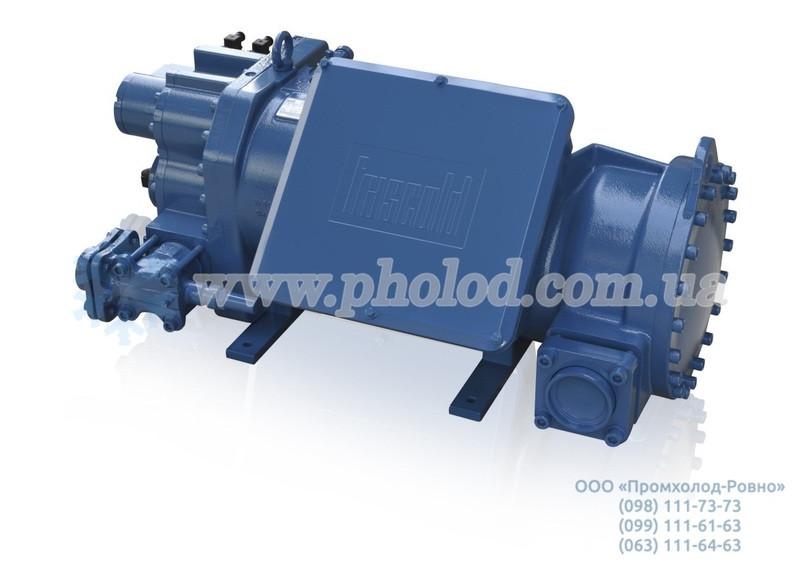 Полугерметичный винтовой компрессор Frascold NRH4-90-300Y