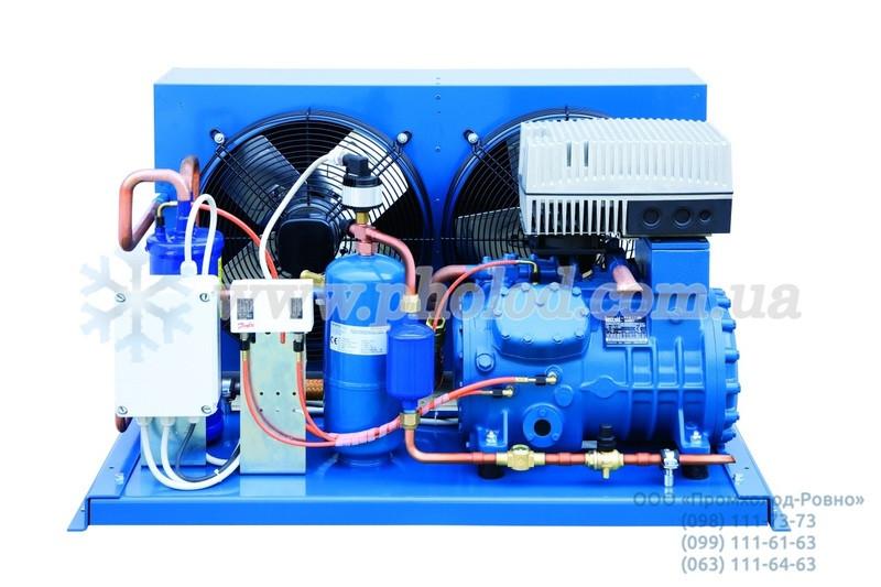 Компрессорно-конденсаторный агрегат Frascold LaBlu LB-S1052-3Y-2T