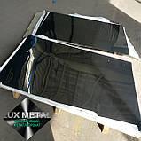 Нержавіючий лист 0,8 (1,25х2,5) 4N+PVC AISI 430(12Х17) шліфований в плівці технічний, фото 4