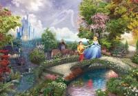 Фотообои, Волшебный сад детские дитячі 16 листов, 196х280см