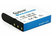 Аккумулятор для фотоаппарата ExtraDigital Casio NP-40