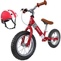 Велосипед беговой Champion красный красный шлем в комплекте БЕСПЛАТНО