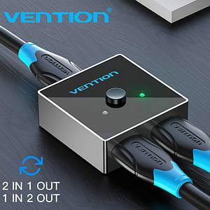 Двунаправленный переключатель HDMI 2.0 Vention AFLH0 (Черный)