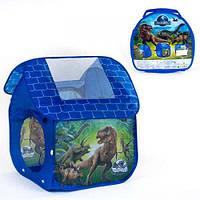 """Палатка """"Динозавры"""" X001D sct"""