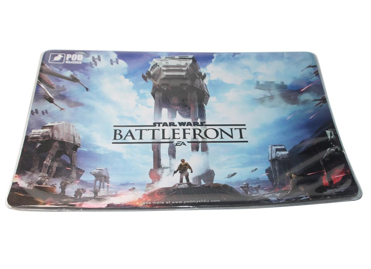 Игровой коврик для мыши Battlefront-М (32 х 22 см)