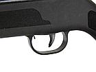 Пневматична гвинтівка KANDAR WF600P 4,5 мм оптика 4х20, фото 3