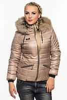 Зимняя женская куртка, стеганая., фото 1