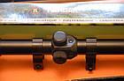 Пневматична гвинтівка KANDAR WF600P 4,5 мм оптика 4х20, фото 7