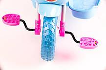 Трехколесный велосипед для детей Пчела,розовая , фото 3